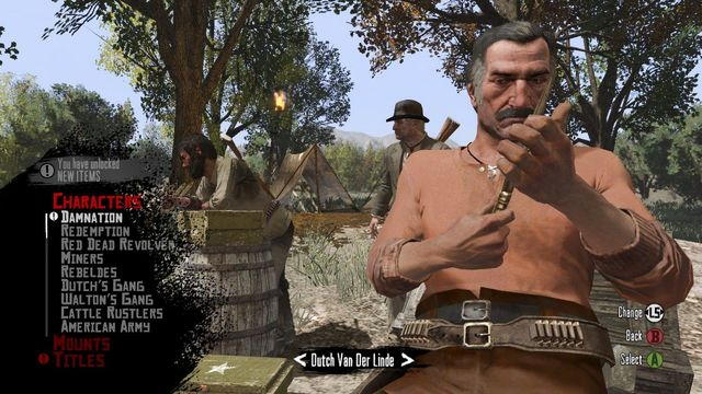 Red Dead Redemption: Liars and Cheats screenshot