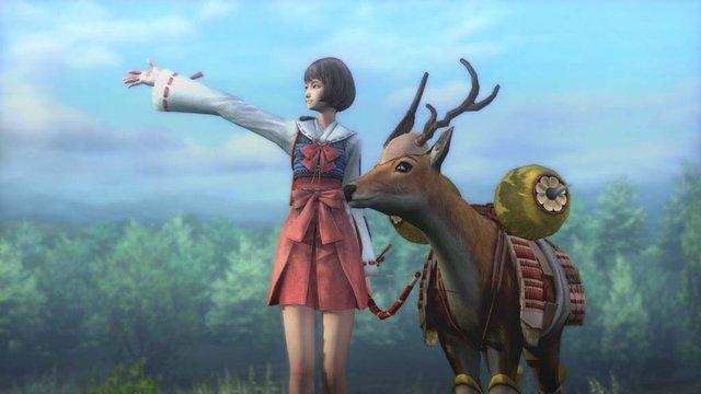 Sengoku Basara 4 screenshot