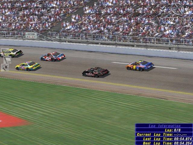 NASCAR Thunder 2004 screenshot