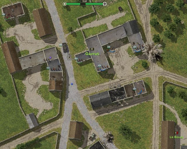 Close Combat - Gateway to Caen screenshot