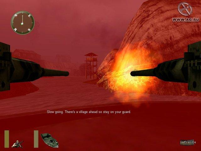 Морпех против терроризма 3: Война во Вьетнаме screenshot