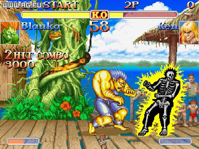 Super Street Fighter 2 Turbo screenshot