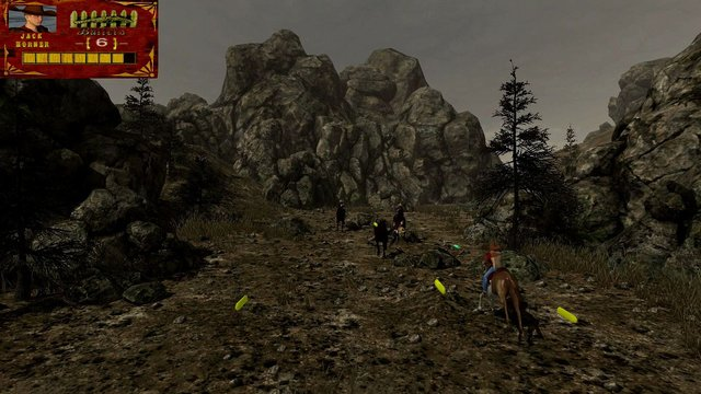 Cursed West screenshot
