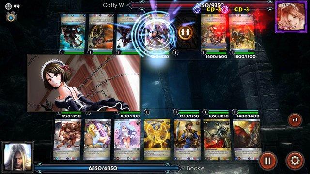 Epic Cards Battle 2-Dragons Rising(TCG) screenshot