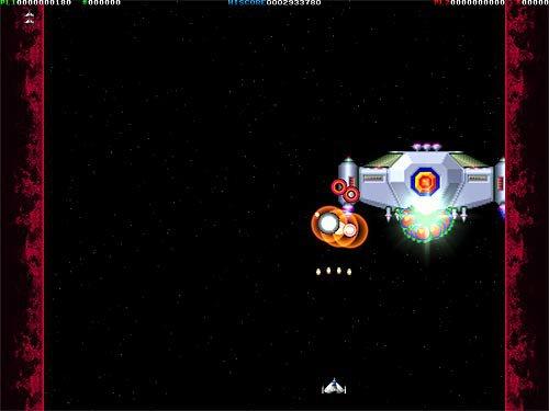 Warblade screenshot