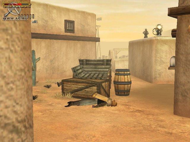 Непрощенный: Банды Дикого Запада screenshot