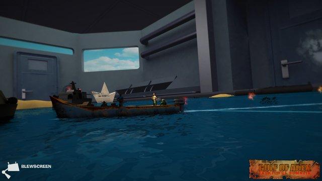 Gulf of Aden - Task Force Somalia screenshot