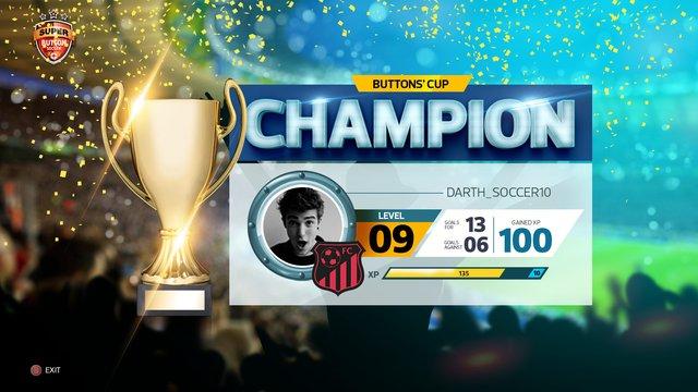 Super Button Soccer screenshot