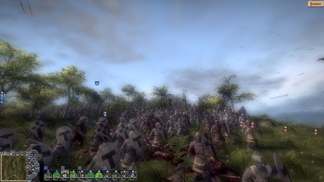 Real Warfare 2: Northern Crusades screenshot