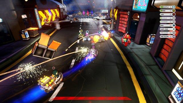 Obliteracers screenshot