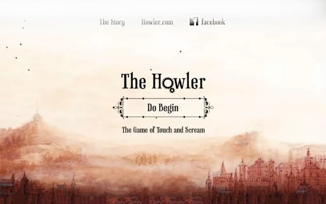 The Howler screenshot