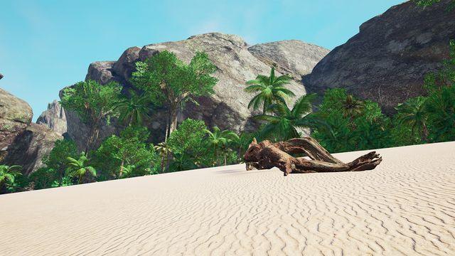 Tropical Escape screenshot