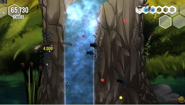 Beekyr Reloaded screenshot