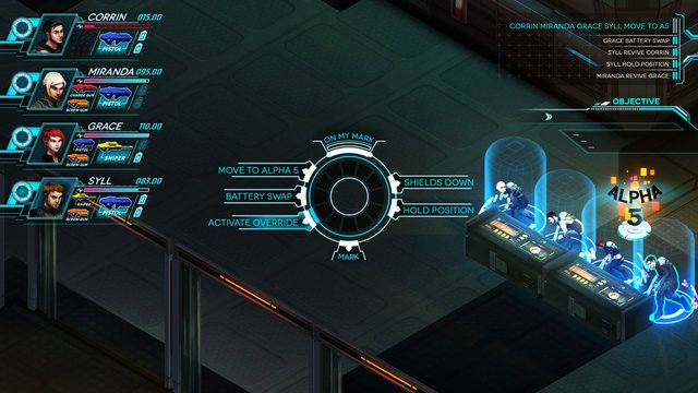 There Came an Echo screenshot
