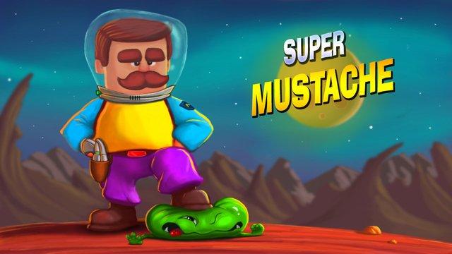 Super Mustache screenshot