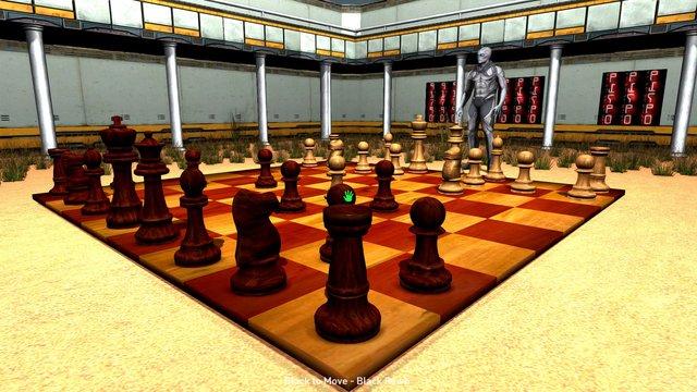 Sci-fi Chess screenshot