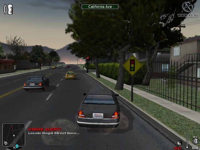 True Crime: Streets of LA screenshot
