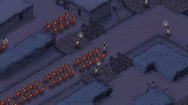Tahira: Echoes of the Astral Empire screenshot
