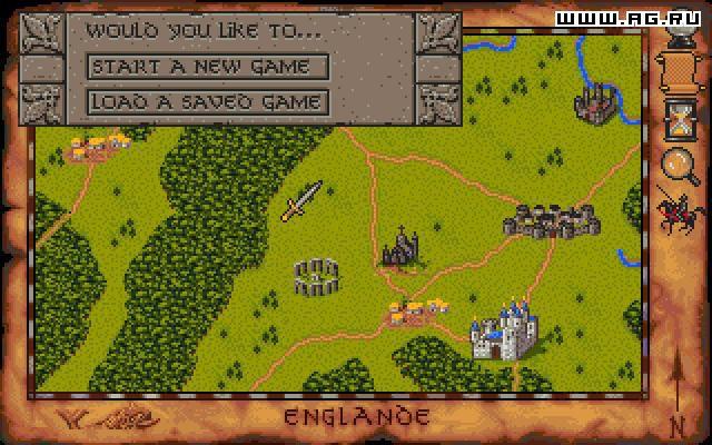 Spirit of Excalibur screenshot