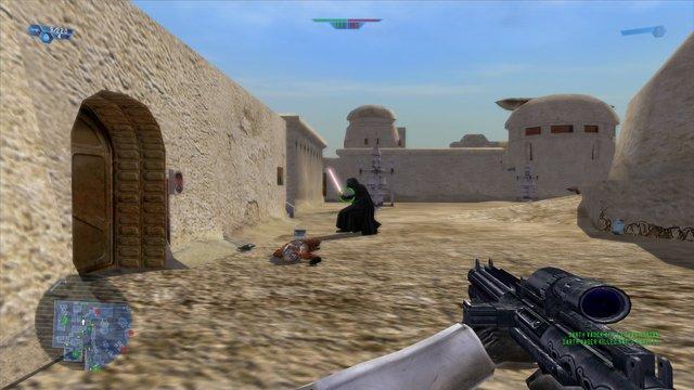 STAR WARS Battlefront (Classic, 2004) screenshot