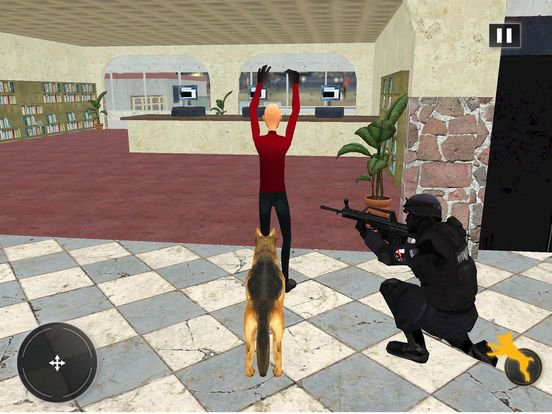 Airport Police Dog Drugs Sim screenshot
