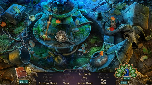 Darkarta: A Broken Heart's Quest Collector's Edition screenshot