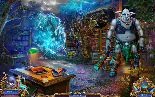 Labyrinths of the World: Forbidden Muse Collector's Edition screenshot