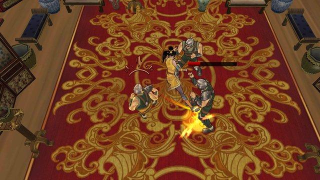 Shuyan Saga screenshot