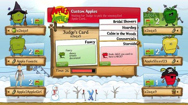 Apples to Apples screenshot