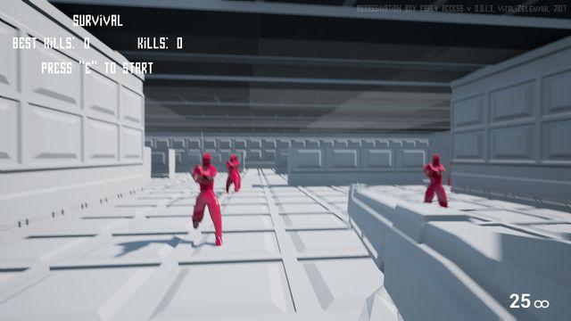 ASSASSINATION BOX screenshot