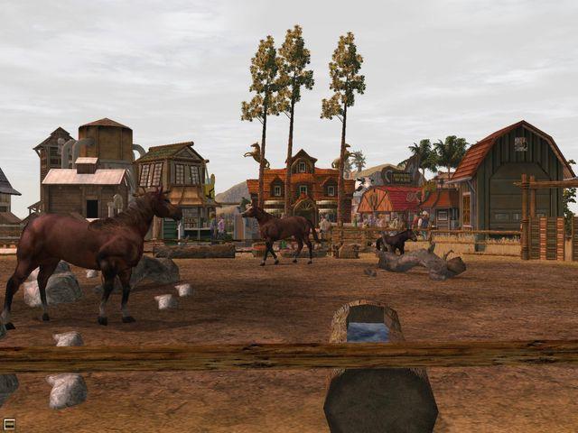 Wildlife Park 2 - Horses screenshot