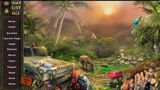 Amazon:Hidden Expedition-Full screenshot