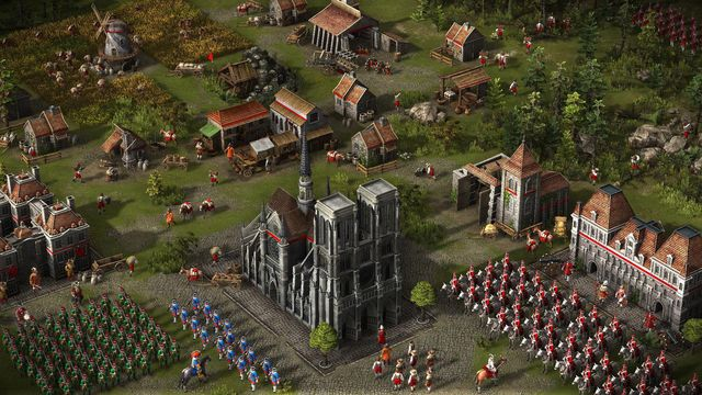 Cossacks 3 screenshot