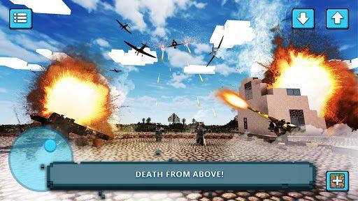 Warplanes Craft: World of War Plane Simulator Game screenshot