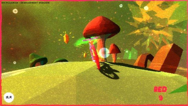 Bicyclism EP screenshot