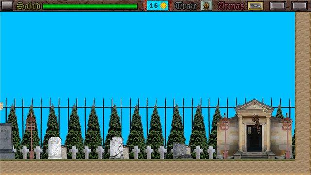 Leon's crusade (La cruzada de León) screenshot