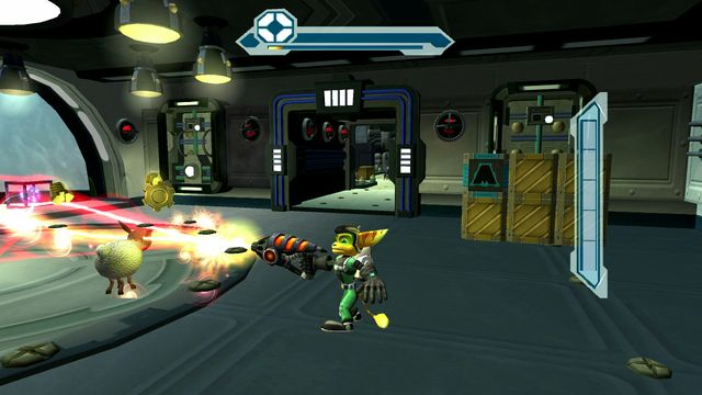 Ratchet & Clank Collection screenshot