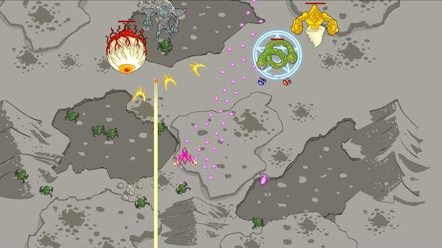 Phoenix Force screenshot