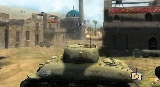 Panzer Elite Action Gold Edition screenshot