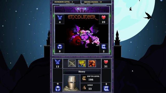 Destination Dungeon: Crypts of Warthallow screenshot