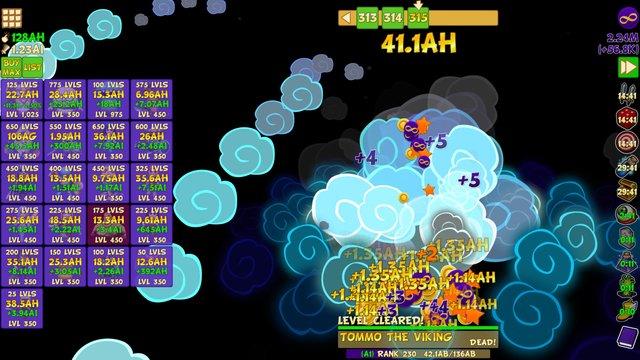 Tap Tap Infinity screenshot