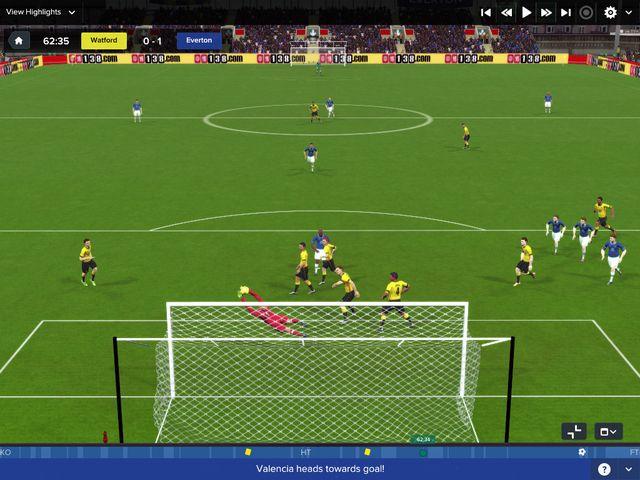 Football Manager 2017 screenshot