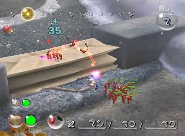 Pikmin 2 (2004) screenshot