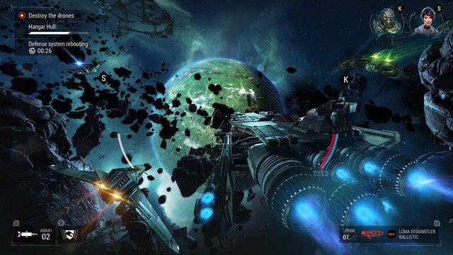 Manticore - Galaxy on Fire screenshot