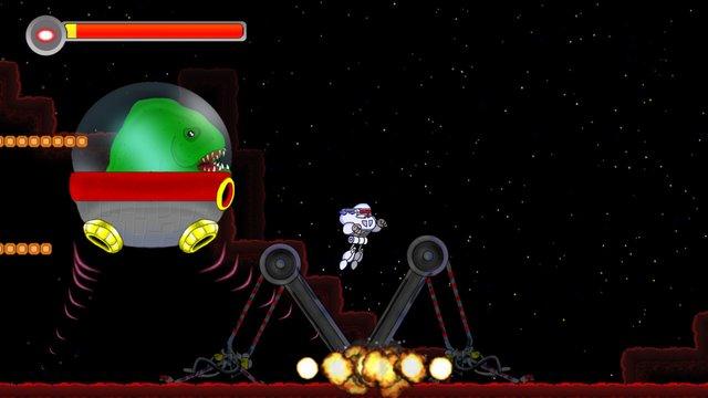 Robot Exploration Squad screenshot