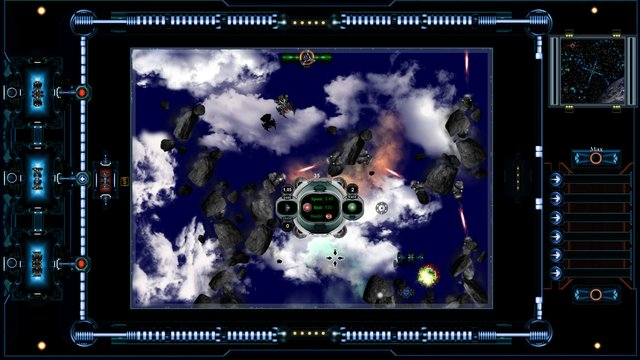 Hero of the Galactic Core screenshot