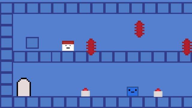 Kamikaze Cube 2 screenshot