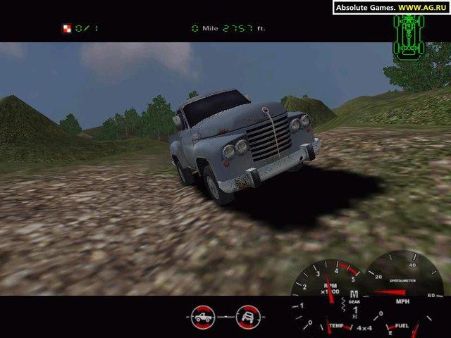 Cabela's 4x4 Off-Road Adventure 2 screenshot