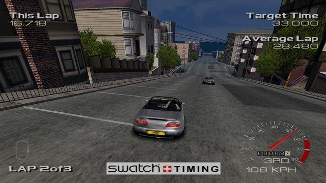 Metropolis Street Racer screenshot