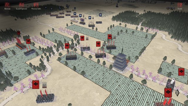 Sengoku Jidai: Shadow of the Shogun screenshot